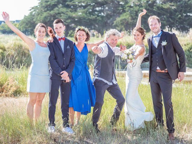 Le mariage de Rémy et Charlotte à Sainte-Reine-de-Bretagne, Loire Atlantique 24
