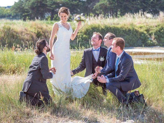 Le mariage de Rémy et Charlotte à Sainte-Reine-de-Bretagne, Loire Atlantique 25