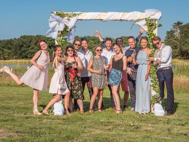 Le mariage de Rémy et Charlotte à Sainte-Reine-de-Bretagne, Loire Atlantique 38