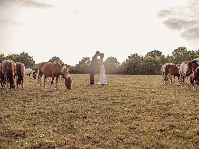 Le mariage de Rémy et Charlotte à Sainte-Reine-de-Bretagne, Loire Atlantique 1