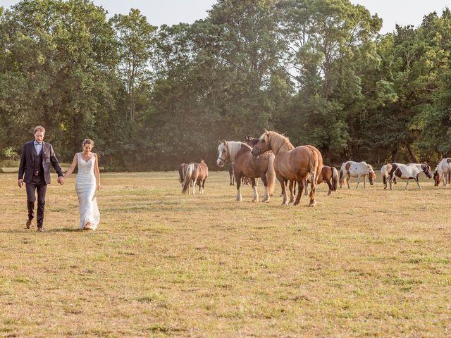 Le mariage de Rémy et Charlotte à Sainte-Reine-de-Bretagne, Loire Atlantique 54