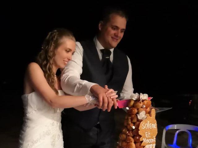 Le mariage de Vincent et Solène à Figari, Corse 6