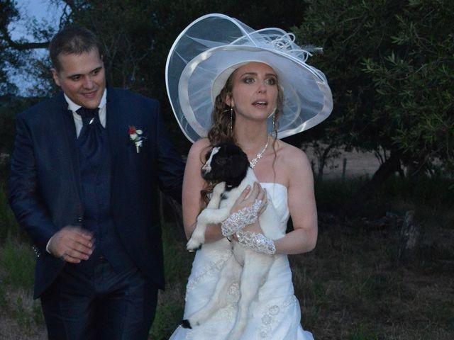 Le mariage de Vincent et Solène à Figari, Corse 8