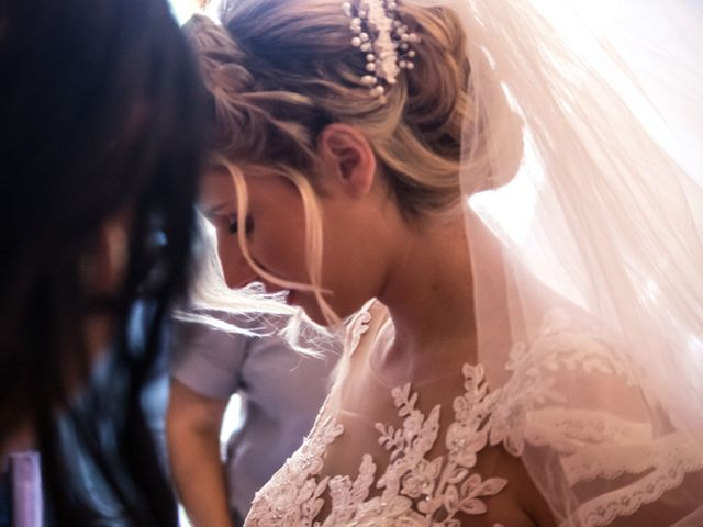 Le mariage de Julien et Mélanie à Ranchot, Jura 6