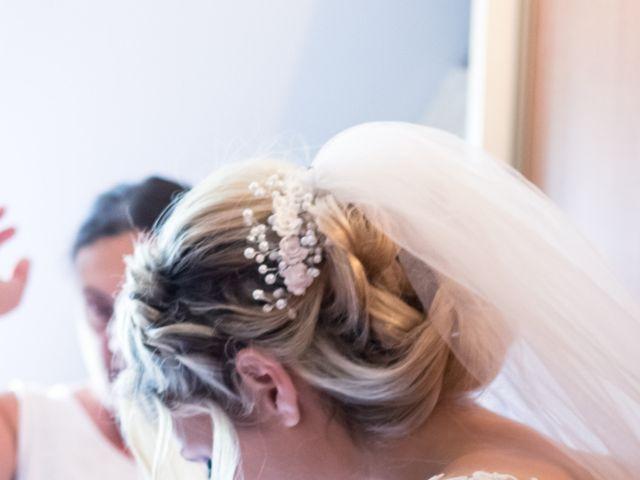 Le mariage de Julien et Mélanie à Ranchot, Jura 8