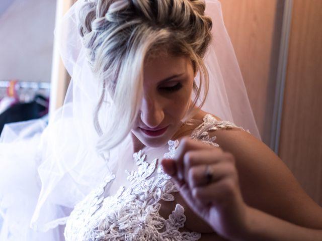 Le mariage de Julien et Mélanie à Ranchot, Jura 9