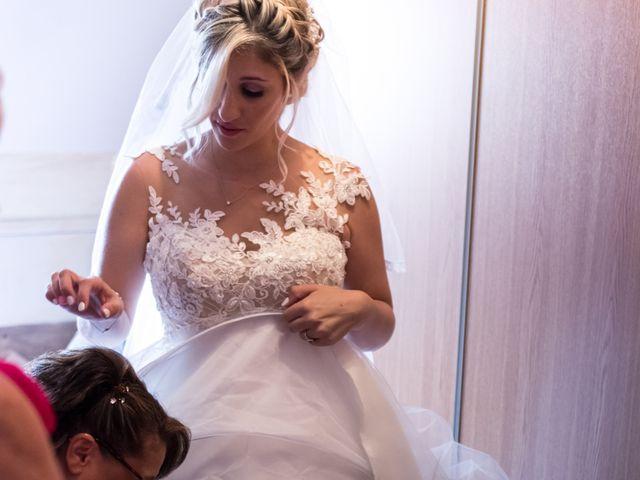 Le mariage de Julien et Mélanie à Ranchot, Jura 10
