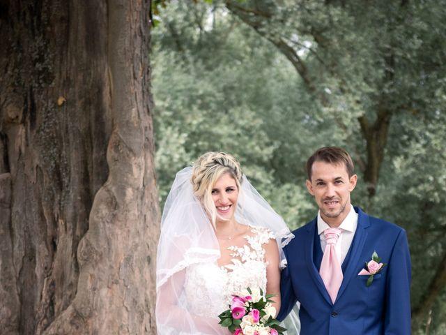 Le mariage de Julien et Mélanie à Ranchot, Jura 12
