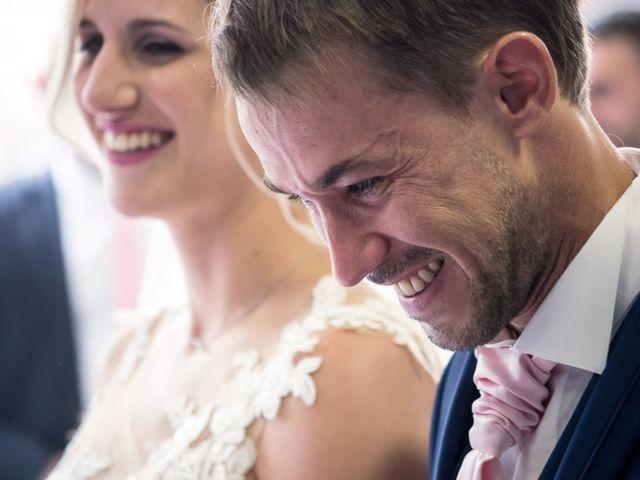Le mariage de Julien et Mélanie à Ranchot, Jura 18