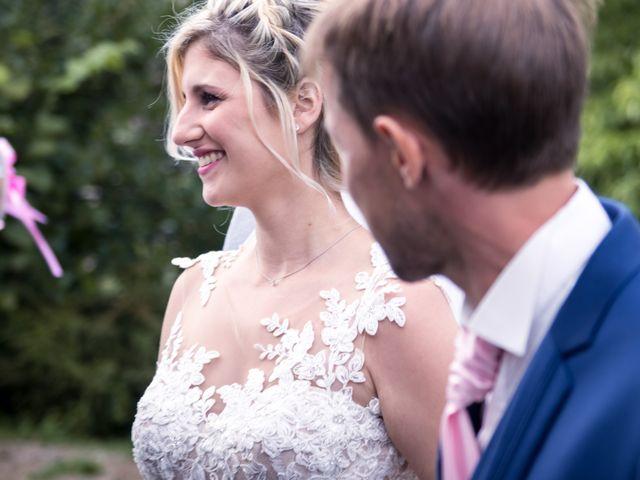 Le mariage de Julien et Mélanie à Ranchot, Jura 25