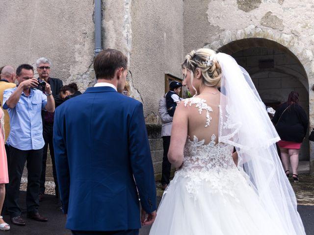 Le mariage de Julien et Mélanie à Ranchot, Jura 26