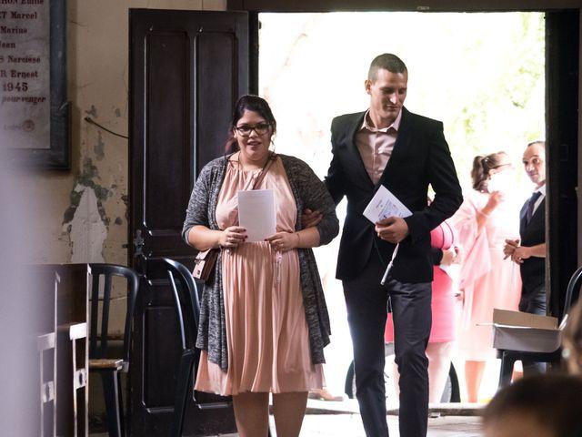 Le mariage de Julien et Mélanie à Ranchot, Jura 31