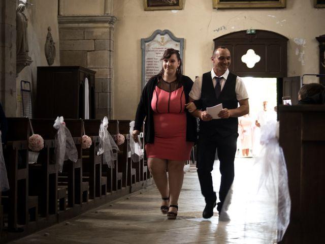 Le mariage de Julien et Mélanie à Ranchot, Jura 32