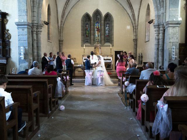 Le mariage de Julien et Mélanie à Ranchot, Jura 35