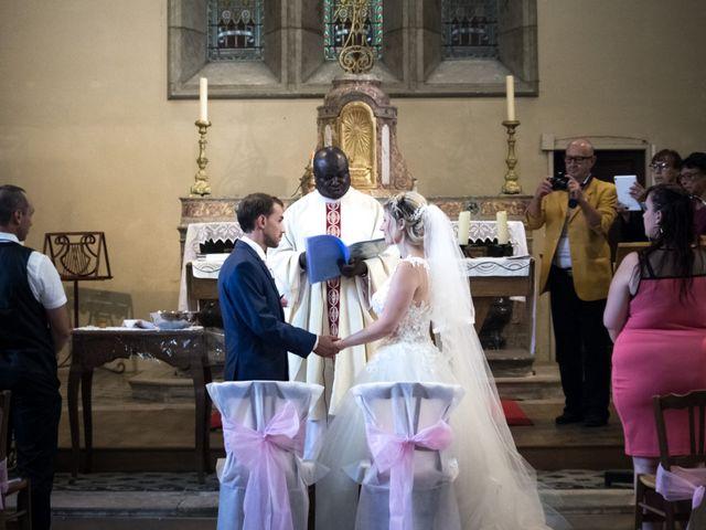 Le mariage de Julien et Mélanie à Ranchot, Jura 36