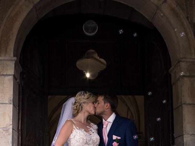 Le mariage de Julien et Mélanie à Ranchot, Jura 40