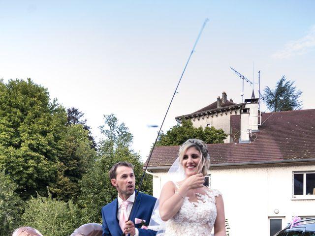 Le mariage de Julien et Mélanie à Ranchot, Jura 41