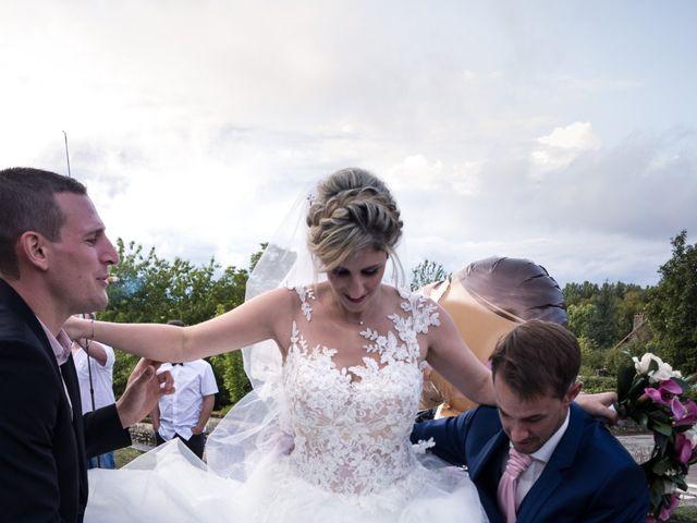 Le mariage de Julien et Mélanie à Ranchot, Jura 42
