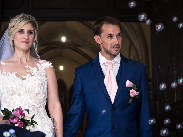 Le mariage de Julien et Mélanie à Ranchot, Jura 43