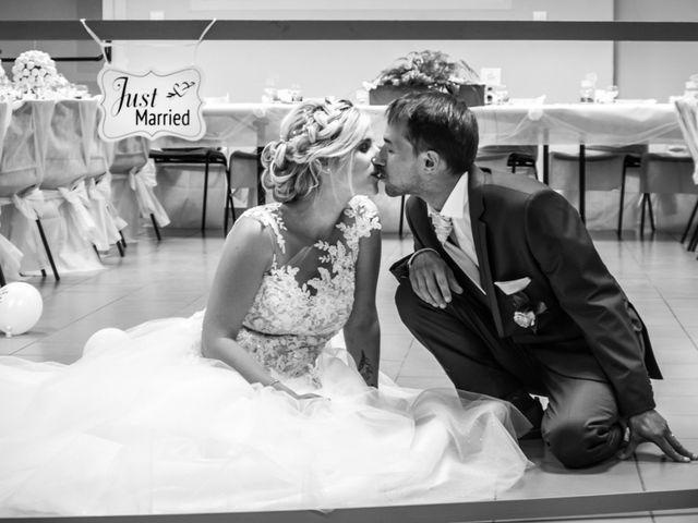 Le mariage de Julien et Mélanie à Ranchot, Jura 52