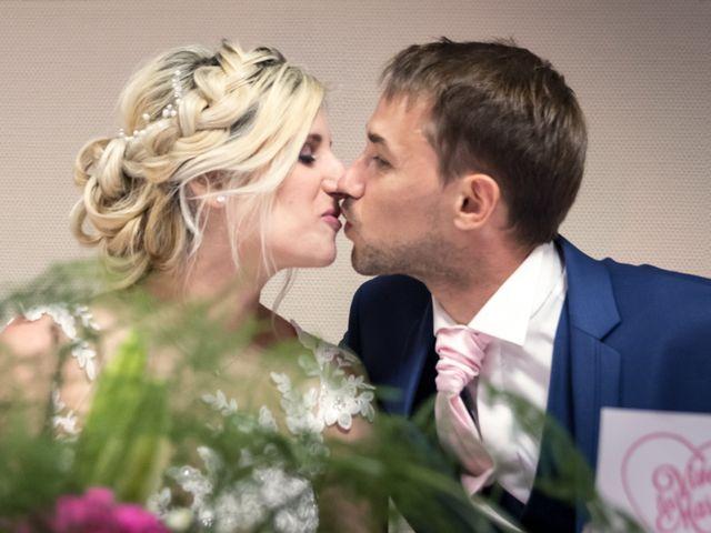 Le mariage de Julien et Mélanie à Ranchot, Jura 54