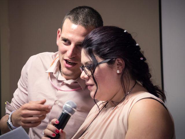 Le mariage de Julien et Mélanie à Ranchot, Jura 56