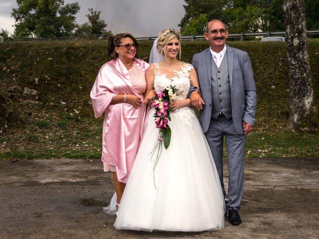 Le mariage de Julien et Mélanie à Ranchot, Jura 63