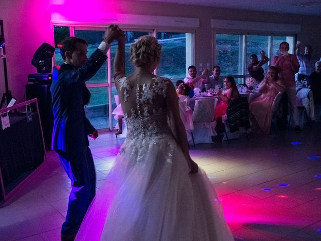 Le mariage de Julien et Mélanie à Ranchot, Jura 66
