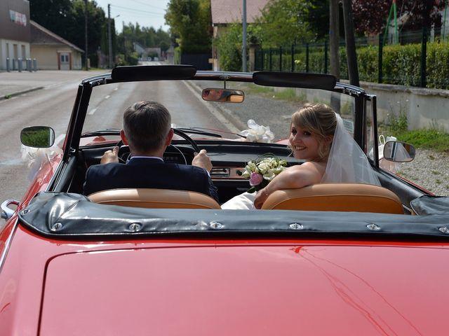 Le mariage de Corentin et Jeanne à Charmont-sous-Barbuise, Aube 8