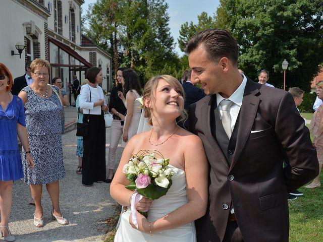 Le mariage de Corentin et Jeanne à Charmont-sous-Barbuise, Aube 10