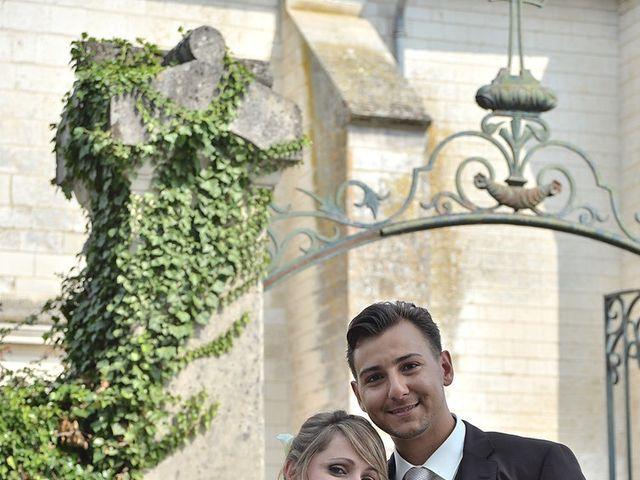 Le mariage de Corentin et Jeanne à Charmont-sous-Barbuise, Aube 14