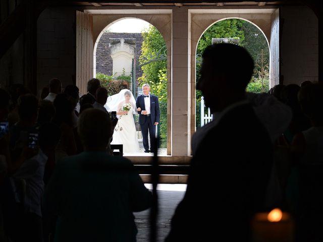 Le mariage de Corentin et Jeanne à Charmont-sous-Barbuise, Aube 17