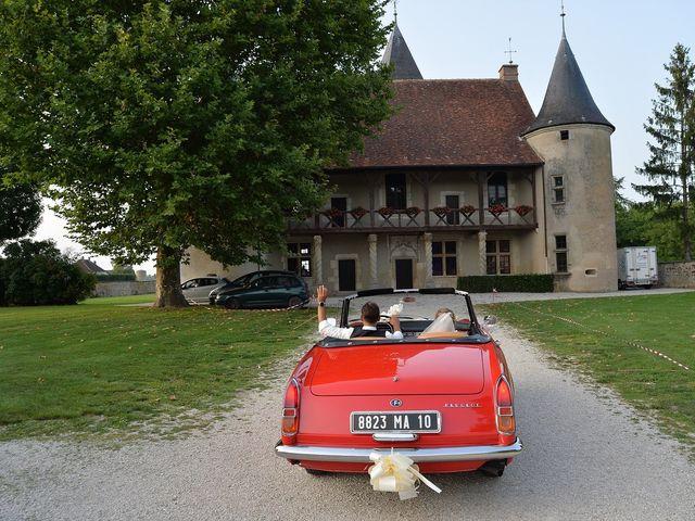 Le mariage de Corentin et Jeanne à Charmont-sous-Barbuise, Aube 28