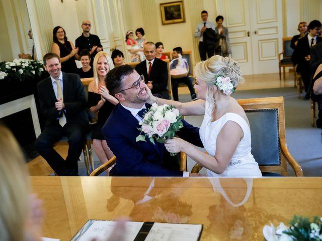 Le mariage de Thierry et Tamara à Paris, Paris 13