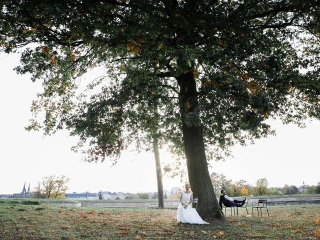 Le mariage de Thierry et Tamara à Paris, Paris 1