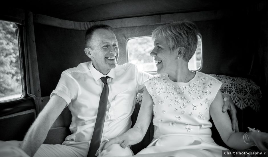 Le mariage de Laurence et Domnique à Saint-Sorlin-en-Bugey, Ain