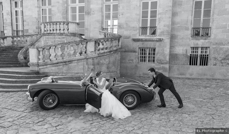 Le mariage de Valentin et Charlotte à L'Étang-la-Ville, Yvelines