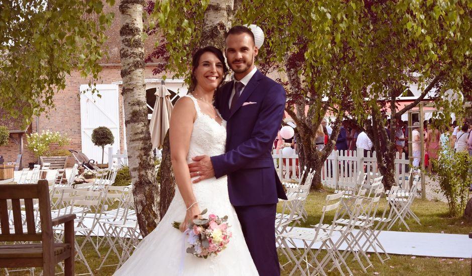 Le mariage de Kévin et Eléonore à La Ferté-Saint-Aubin, Loiret