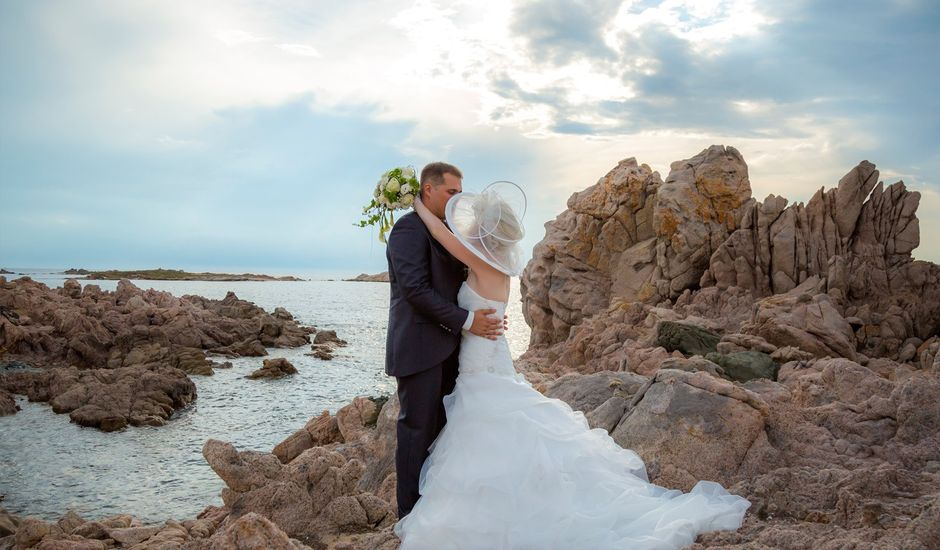 Le mariage de Vincent et Solène à Figari, Corse