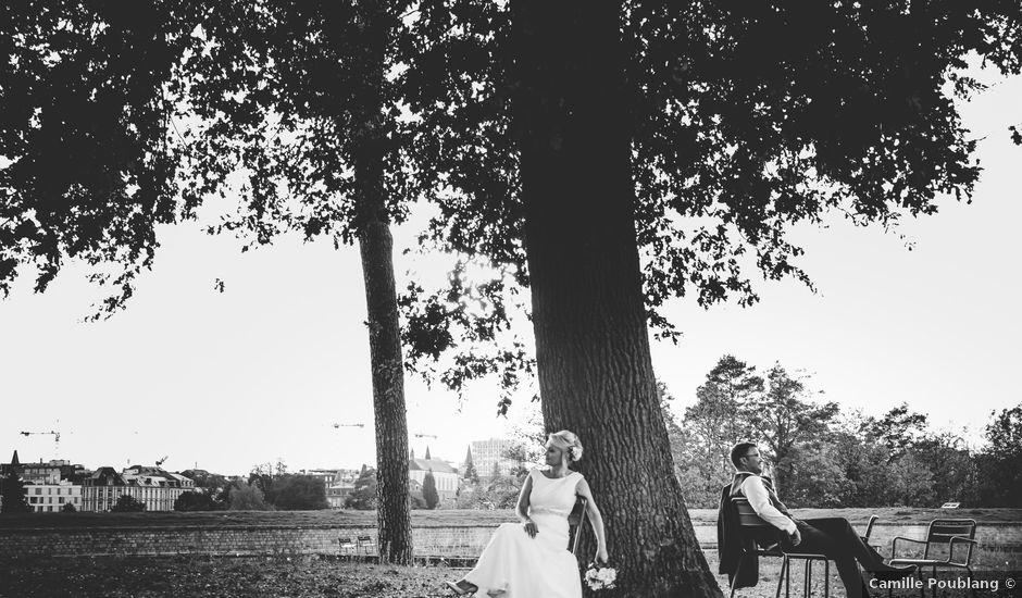 Le mariage de Thierry et Tamara à Paris, Paris