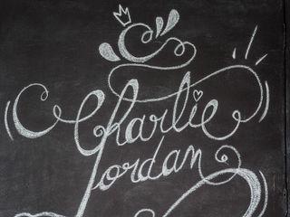 Le mariage de Charlie et Jordan 1
