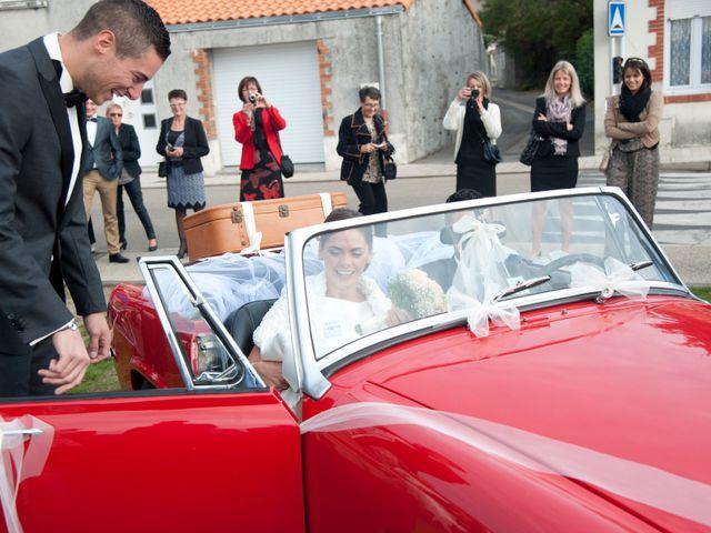 Le mariage de Jordan et Charlie à La Chevrolière, Loire Atlantique 23