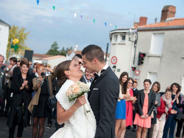 Le mariage de Jordan et Charlie à La Chevrolière, Loire Atlantique 24