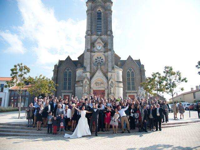 Le mariage de Jordan et Charlie à La Chevrolière, Loire Atlantique 39