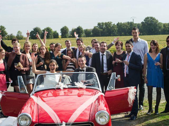 Le mariage de Jordan et Charlie à La Chevrolière, Loire Atlantique 46