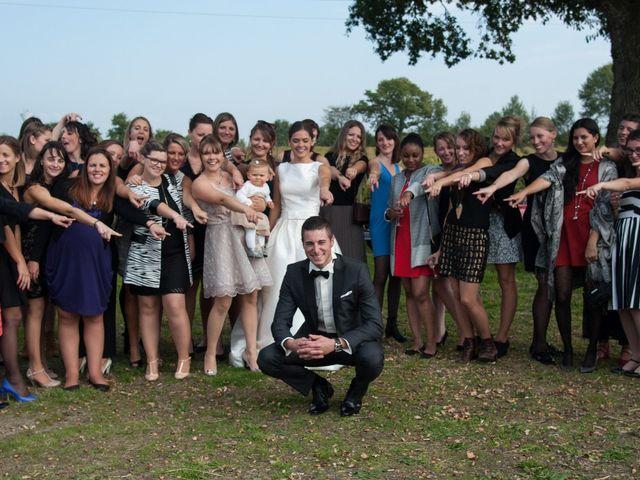 Le mariage de Jordan et Charlie à La Chevrolière, Loire Atlantique 48