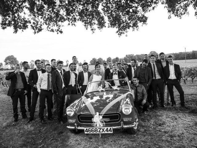 Le mariage de Jordan et Charlie à La Chevrolière, Loire Atlantique 50