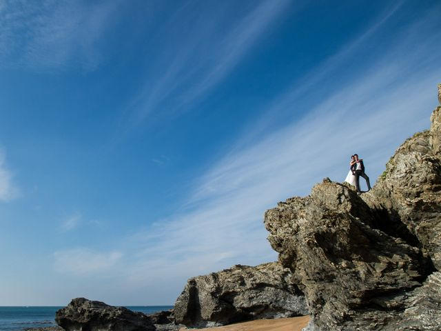 Le mariage de Jordan et Charlie à La Chevrolière, Loire Atlantique 65