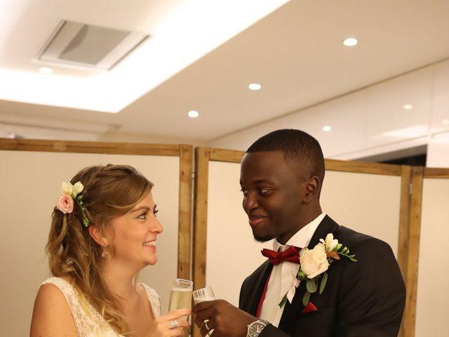 Le mariage de Thomas et Clémence  à Guignen, Ille et Vilaine 20