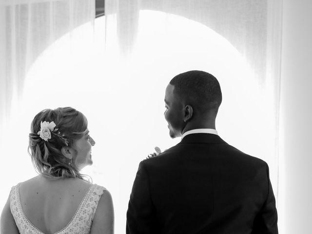 Le mariage de Thomas et Clémence  à Guignen, Ille et Vilaine 27